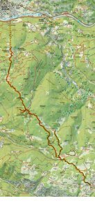Wandertouren rund um Rosengarten und Latemar im Eggental - Page 6