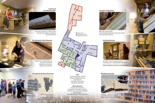 Flyer (PDF): Bibelmuseum Wuppertal - Wort und Wissen