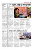 Goleada vinotinto, euforia tricolor - Aporrea - Page 5