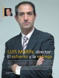 25 años de la RUCAB Entrevista a Luis Marín - Caja de Badajoz