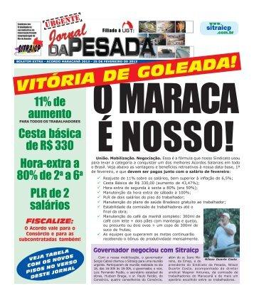 VITÓRIA DE GOLEADA! - SITRAICP