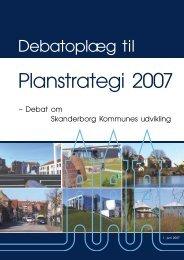 Planstrategi 2007 - Skanderborg Kommune