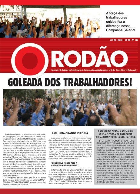 GOLEADA DOS TRABALHADORES! - Sintraturb