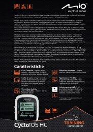 Scheda Tecnica - sportXtreme