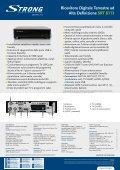 Ricevitore Digitale Terrestre ad Alta Definizione SRT 8113 - Page 2