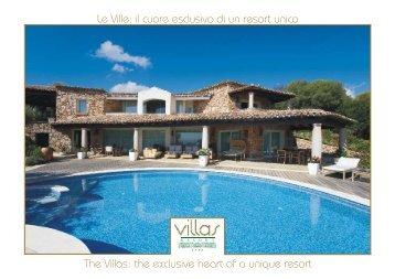 Depliant ville.cdr - Hotel Villas Resort