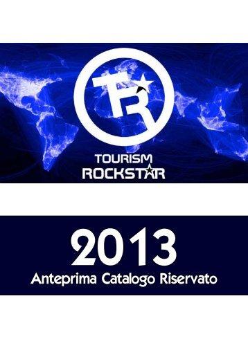 Anteprima Catalogo Riservato - Tourism Rockstar