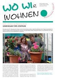 Ausgabe 02-2012 - Wohnungswirtschaft Frankfurt