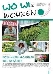Ausgabe 03-2010 - Wohnungswirtschaft Frankfurt