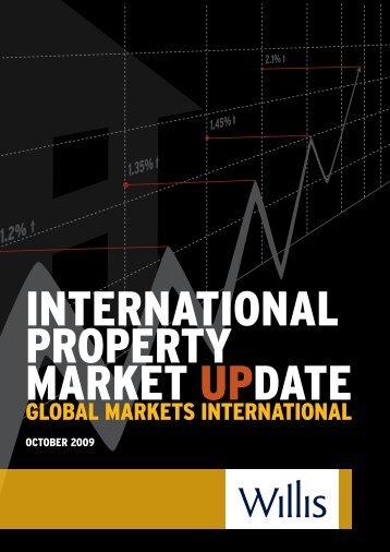 global Markets InternatIonal - Willis