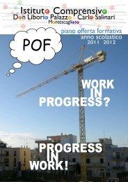 POF A.S. 2011 2012 - Istitutocomprensivomonte.It