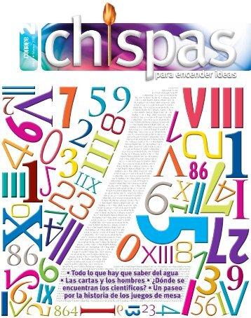 Revista: Chispas No. 2 - Conafe