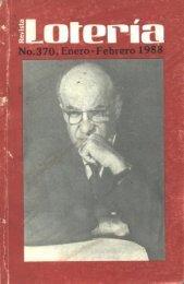 Ene. Feb. Nº 370 - Biblioteca Virtual El Dorado