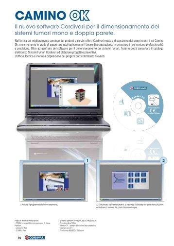 Download technical sheet - Cordivari