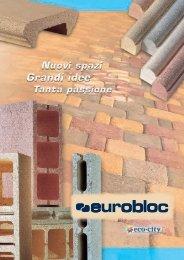 scarica il catalogo in formato pdf - Eurobloc srl