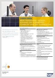 LUMOS GMBH - SAP.com