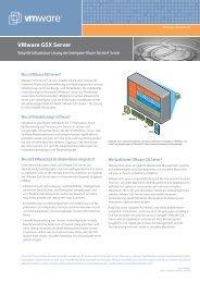 VmWare GSX Server