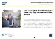 Fietz Thermoplast - wp.DATA Kommunikations GmbH