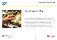 Anka: Hungrig auf Erfolg - SAP.com