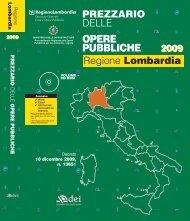 Prezzario Opere Pubbliche Lombardia - ITCG Agostino Bassi