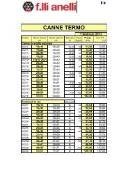 CANNE FUMARIE 01 Giugno 2013 - F.lli Anelli S.n.c.