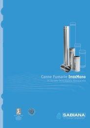 Canne fumarie INOX - Guarnierisrl.eu