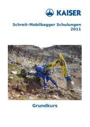 Grundkurs - Kaiser AG