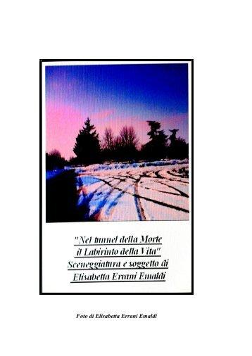 Foto di Elisabetta Errani Emaldi - Estro-Verso