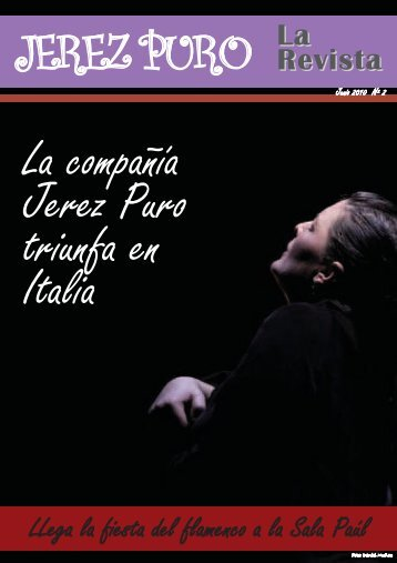 La Revista - Jerez Puro