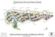 exciting new Border design - Northwest Perennial Alliance