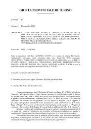 1223-42446/2010 - Provincia di Torino