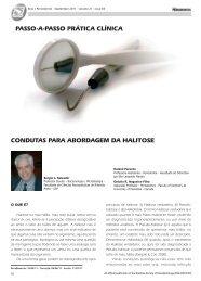 REVISTA PERIO SETEMBRO 2011 04-08-11.indd - Revista Sobrape