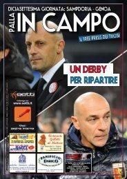 Genoa - Sampdoria News