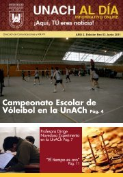 AÑO 2, Edición Nro 53 Junio 2011 - Universidad Adventista de Chile