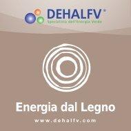 Energia dal Legno - Lo Specialista dell'Energia Verde