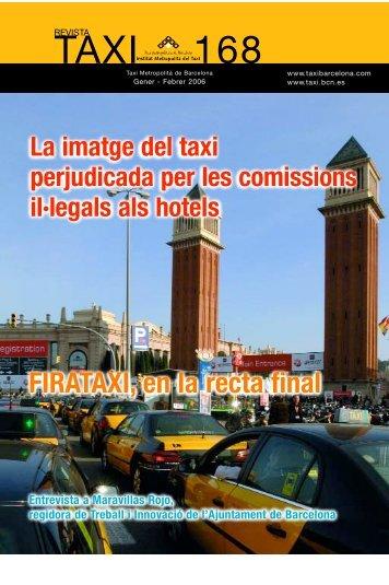 TAXI 1 6 8 - Institut Metropolità del Taxi