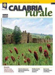 Calabria Rurale n. 01 anno 2009 - Società Agricola Doria