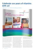 NutraNews - DSM Nutritional Products newsletter 1/2012 - Page 2