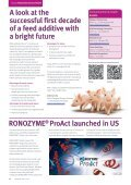 NutraNews - DSM Nutritional Products newsletter 1/2012 - Page 6
