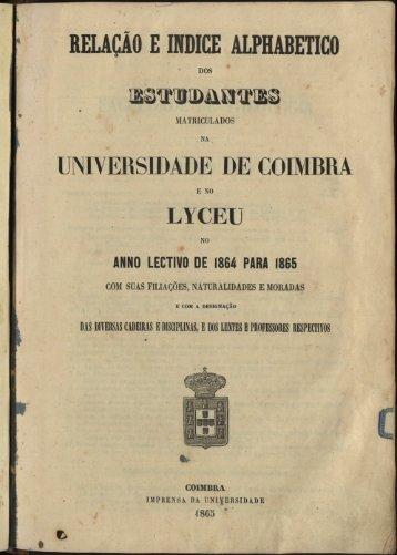 rosto-69 - Universidade de Coimbra