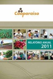RELATÓRIO ANUAL - Cooparaiso