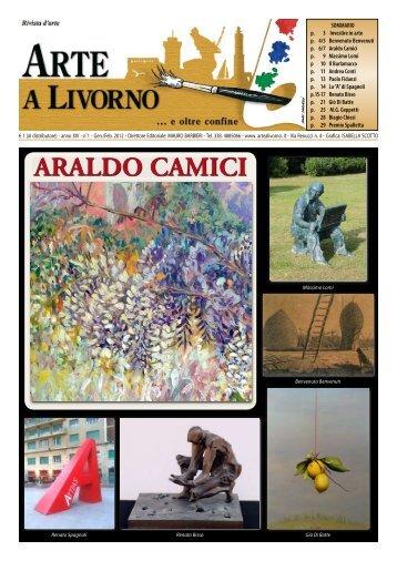 Scarica la rivista - Associazione Arte a Livorno