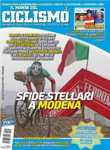 Campionati del Mondo Strada Master - Federazione Ciclistica Italiana