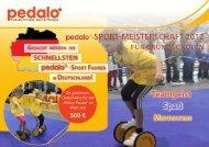 SPORT-MEISTERSCHAFT 2012 pedalo