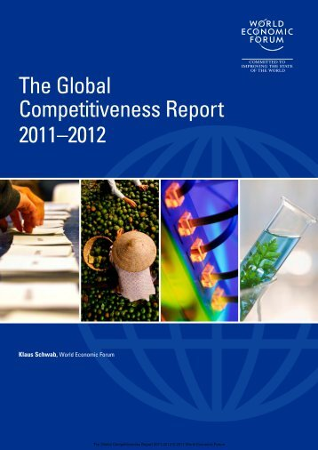 The Global Competitiveness Report 2011–2012