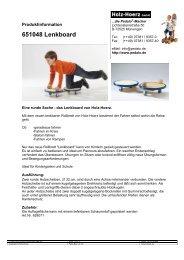 651048 Lenkboard - Pedalo