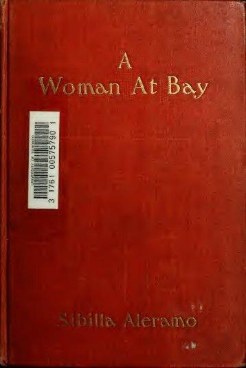 A woman at bay (Una donna)