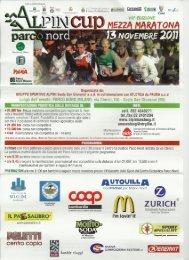 .. MEZZA MA N 13 NQVPMBRE 2011 - Podismo Lombardo