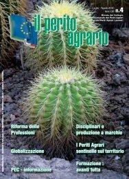 Leggi il pdf - Collegio Nazionale dei Periti Agrari » e dei Periti Agrari ...