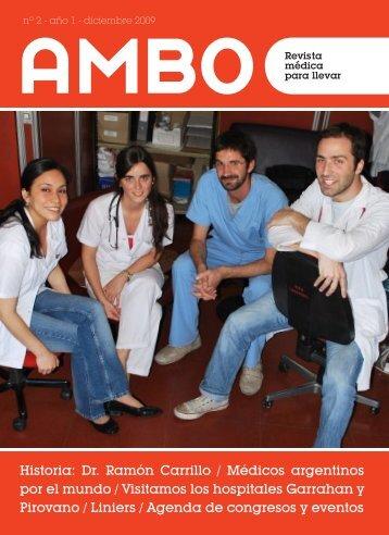 Historia: Dr. Ramón Carrillo / Médicos argentinos ... - Revista Ambo